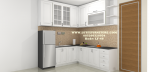 Kitchen Set Duco Minimalis Terbaru